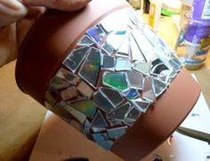 Ideas DIY de CDs reciclados | Diseño y bricolaje Revista