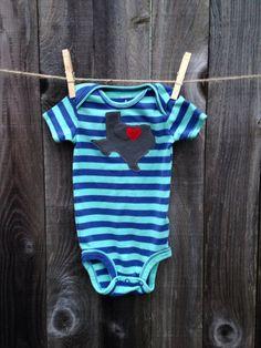 Texas dallas or custom city love baby baby boy appliqu body texas love negle Images