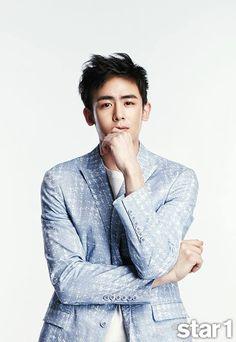 Nichkhun ♡ #2PM - @ Star1 Magazine June Issue '13