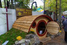 Woodshire Hobbit Hole at King Richard's Faire