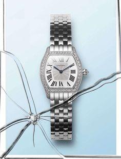 Cartier ile zamanı durdurun... #silver #watch #accessory #fashion