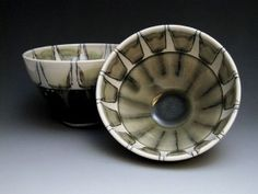 Lorna Meaden Porcelain bowl throwing