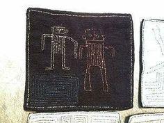 HPEの二重織布巾と豆敷の画像:けろ企画