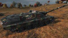 World of Tanks AMX 50 Foch (155)   11.366 DMG - Highway