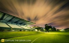 Unley Oval - #CaptureTheCover entry by Wayne in SA's City to Bay Region