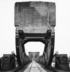 Rollklappbrücke von Harald Finster