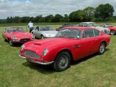 Aston Martin DB5 Aston Martin Lagonda, Jaguar E Type, Love Design, Vroom Vroom, Toys For Boys, Fast Cars, Motors, Dream Cars, Super Cars