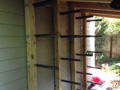 Steel/lumber storage - The Garage Journal Board
