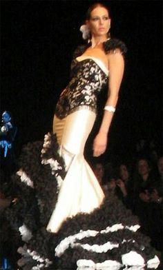 Modern Flamenca Dresses