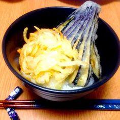 タレも手作り!サクウマ天丼‼ - 6件のもぐもぐ - タレまで手作りの天丼! by kyo13