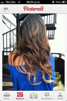 Long ombre hair, even if ombre is just a hair fad, i think it is so beautiful, classic, and here to stay!