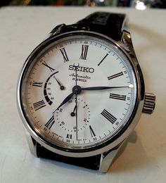 Watches I Saw – Seiko Presage and Orient Star | Yeoman's Watch Review