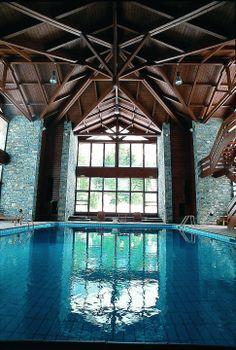 """""""Elatos Resort & Health Club"""" ~ Eptalofos, Parnassos Mountain"""