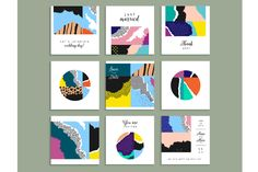 Joyful collection on Behance