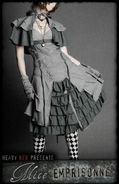 The All New Alice in Wonderland Costume by Heavy Red  Get Informed with Worthy Readings. http://www.dailynewsmag.com