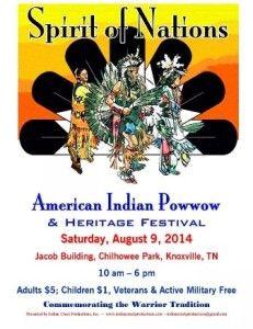 Pow Wow Calendar » » American Indian Powwow & Heritage Festival