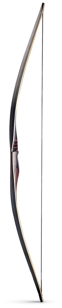 Legacy long bow... long bows are much more appealing than compound bows... unfortunately compound bows are easier to shoot