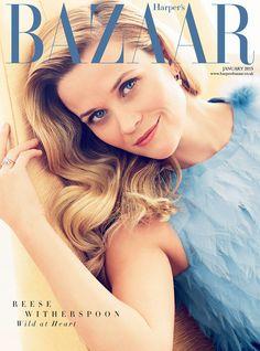 Harper's Bazaar UK January 2015 Subscribers' Issue