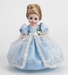 "sweet 8"" cinderella doll ~ by madame alexander"