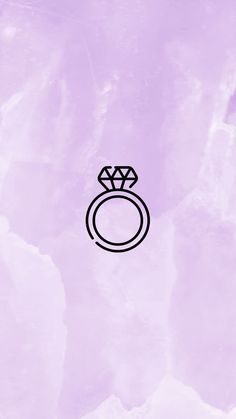 INSTAGRAM STORY COVER : RING / ENGAGEMENT / WEDDING / MARRIED WWW.INSTAGRAM.COM/JORDANRENIE Instagram Feed, Instagram Story, Insta Icon, Pastel Purple, Instagram Highlight Icons, Story Highlights, Watercolor Background, Tumblr, Cute Wallpapers