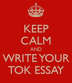 Tok essay writing service