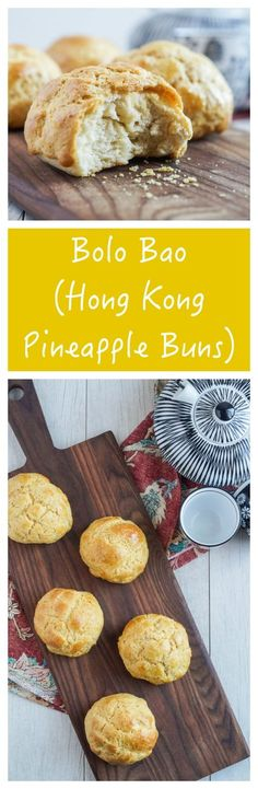 Bolo Bao (菠蘿包/bor lor bao/bo lo baau/bo luo bao) are Pineapple Buns from Hong Kong generally served during breakfast or alongside tea. The bun doesn't actually contain any pineapple. The name…
