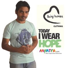 @Sam Hammond Human Clothing on @Myntra.com.com Being Human Clothing, India Online, Online Fashion Stores, Mens Tops, How To Wear, Clothes, Places, Women, Lugares