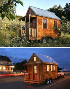 portable cabin from tumbeweed tiny house companybuild your own