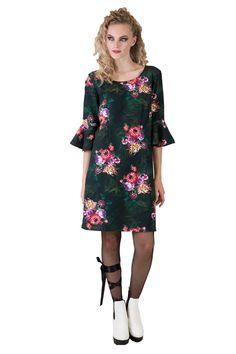 Nerida Dress   Winter Day Dresses   New Zealand   Annah Stretton Dress Winter, Winter Dresses, Day Dresses, Winter Day, Winter 2017, Faeries, Body Shapes, New Dress, Cold Shoulder Dress