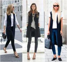 """Um dos truques de styling mais conhecido é a tal da """"terceira peça"""". O que isso quer dizer? Pense numa combinação de calça jeans e camiseta. Ok, fácil, normal, não é mesmo? Agora adicione um colete, um lenço, uma jaqueta ou um cardigã? A composição fica MUITO mais interessante! A terceira peça vem justamente para …"""