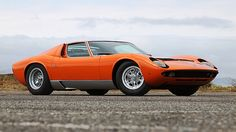 1969 Lamborghini Miura P400 S S/N 4289, Engine No. 30414 presented as lot S66 at Monterey, CA 2015 - image1