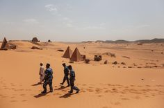 Sudan has the Most Historic Pyramids That Hardly Anyone Ever Sees