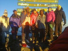 Climb #Kilimanjaro with Private Expeditions, the #team that becomes your #family! www.privateexpeditions.com
