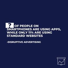 📊 Learn about the statistic differences between people who use apps on smartphones VS those who use standard websites Customer Experience, Statistics, Digital Marketing, Improve Yourself, Believe, Smartphone, Apps, Website, Learning