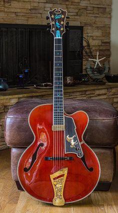 Lacey Art Series Guitar