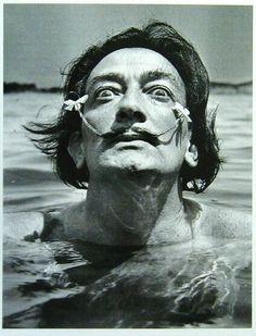 現代美術作家シリーズ7 サルバドール=ダリ(2) - 鯨の散歩道 - Yahoo!ブログ