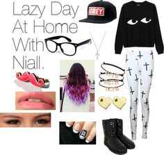 What to Wear On a Date with One Direction | Cute One Direction Outfits Polyvore By One Direction Date Outfits