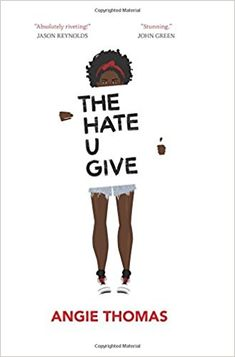 96 best new ya books 2017 images on pinterest books to read the hate u give by angie thomas fandeluxe Choice Image