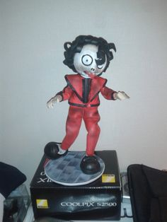 Fofucha Michael Jackson Zombie
