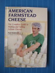 American Farmstead Cheese by P. Kinsteadt et al.  This book presents an advanced discussion of cheese making, analysed through the lens of farmstead cheese making in America.