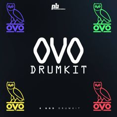 The OVO Drum Kit includes high quality drums for your music production. With the OVO Drum Kit you can create beats in style like Drake, Rich Gang, Lil Wayne, Party Next Door, and more many more.None