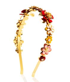 Flower Statement Headband from Henri Bendel