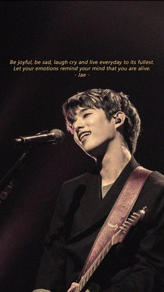 Drama Quotes, Mood Quotes, Wallpaper Quotes, Kpop Iphone Wallpaper, Jae Day6, Emoji Pictures, Artist Quotes, Self Love Quotes, English Quotes