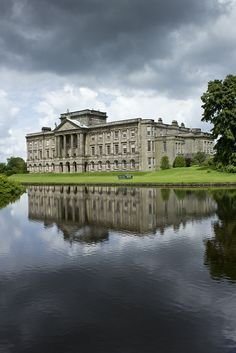 Lyme Park - served as Pemberley in the 1995 BBC adaptation of Pride & Prejudice