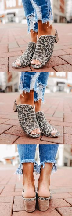 Boho Outfits, Classy Outfits, Cute Outfits, Trendy Fashion, Boho Fashion, Womens Fashion, Cute Sandals, Wedge Sandals, French Outfit