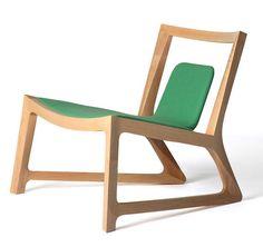Amore Mio Chair Design by Jon Goulder