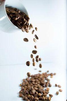 ▹ Pluie de grain de café