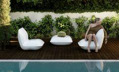 Jardinières super originales de design exclusif pour le jardin, la terrasse et le balcon