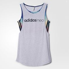 adidas - Double-Layer Tank Top