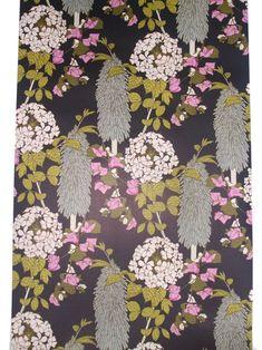 Polka Polka Wallpaper Sample | Abigail Borg | Surface Pattern Designer & Floral Illustrator